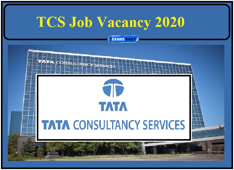 TCS Job Vacancy 2020 Released- Apply for Sr. OSS Solution Consultant!!!