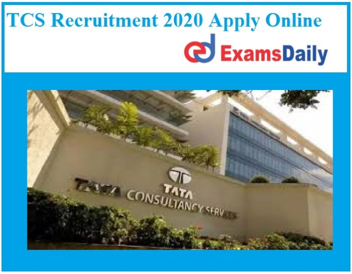 TCS Recruitment 2020 Apply Online – Notification for LOOKER Here!!!