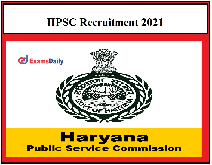 HPSC Recruitment 2021 OUT – 80+ Dental Surgeon Vacancies Just Now Released!!!