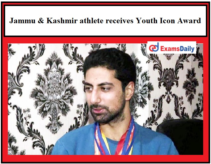 Jammu & Kashmir athlete receives Youth Icon Award from Association of People of Asia