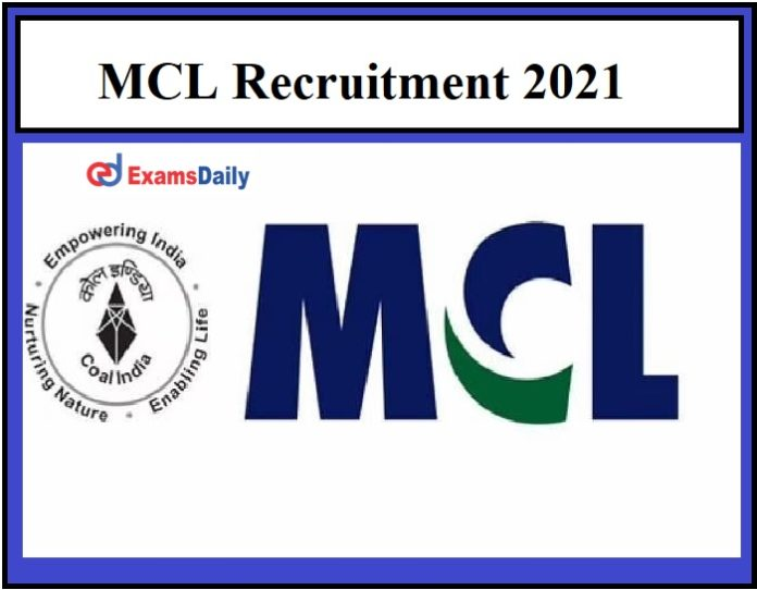 MCL Recruitment 2021 – Application Before Last Date Ends No Exam!!!
