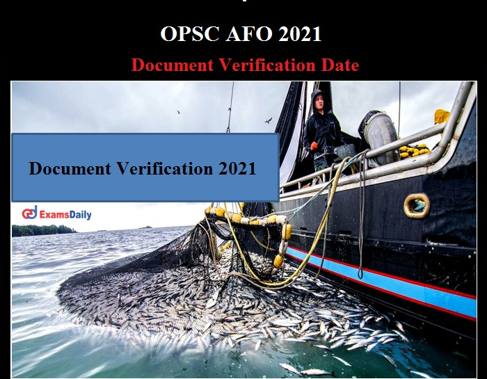 OPSC AFO 2021 DV Date 2021 OUT