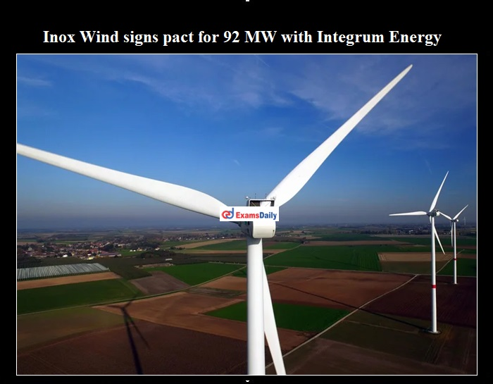 A Binding Agreement with Integrum Energy