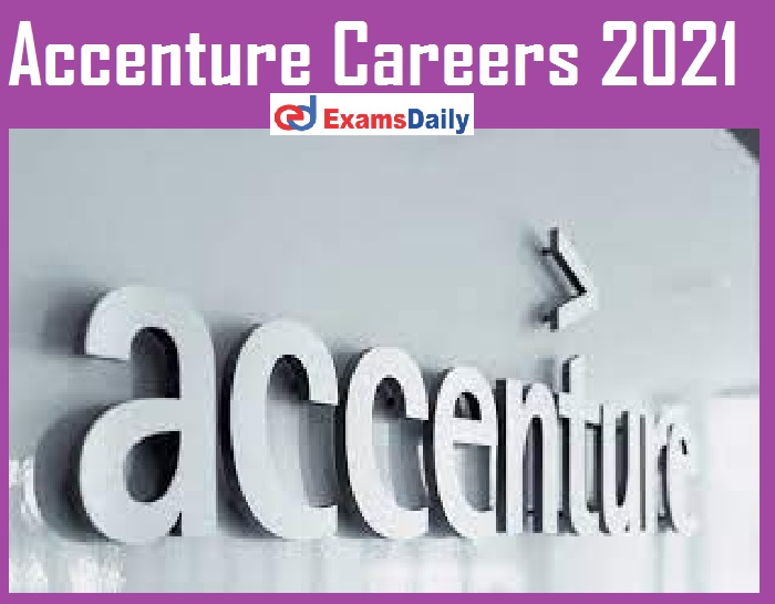 Accenture Careers 2021 Java Expert can Apply Now!!!