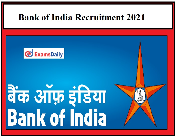 Bank of India released Office Assistant Vacancies, Receives applications till 26 March 8th 10th Graduates can apply!!!