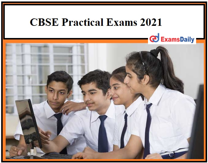 CBSE Practical Exams 2021 Exams to be conducted in 3 shifts, Here's Official Announcement!!!