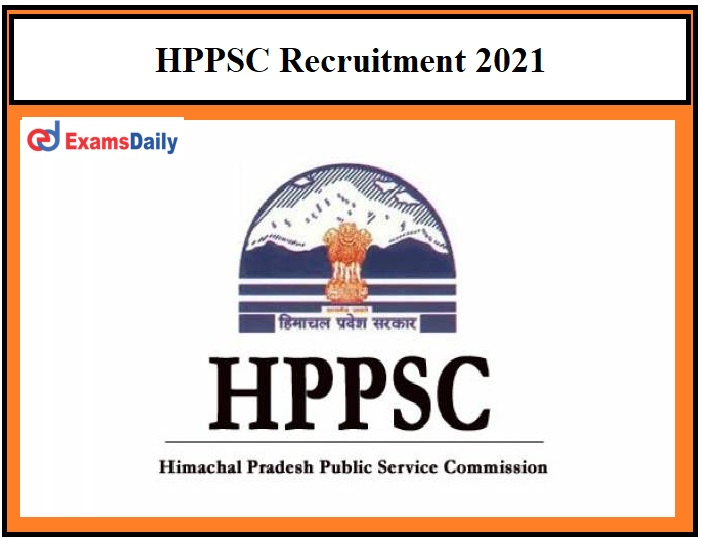 HPPSC Recruitment 2021 OUT –Senior Scale Stenographer Vacancies Degree Holders can apply!!!
