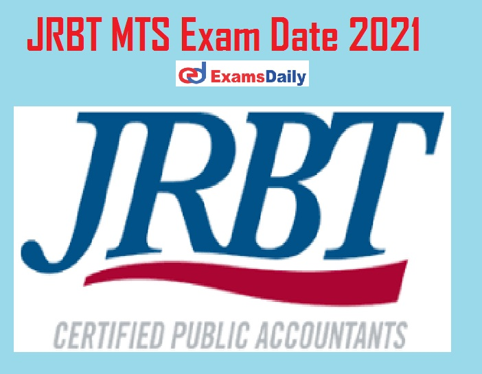 JRBT MTS Exam Date 2021 Out – Download Schedule for Group C LDC & Others @ employment.tripura.gov.in!!!