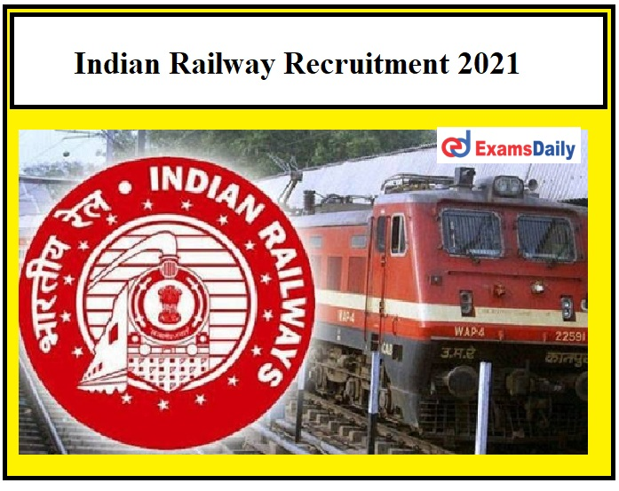 North Central Railway Recruitment 2021 OUT – Apply for 480 Act Apprentice Vacancies 10th pass can apply!!!