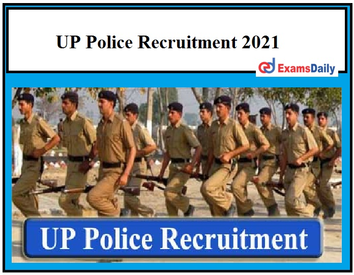 UP Police SI Recruitment 2021 OUT – 1329 UPPRPB ASI & Other Vacancies Apply Here!!!